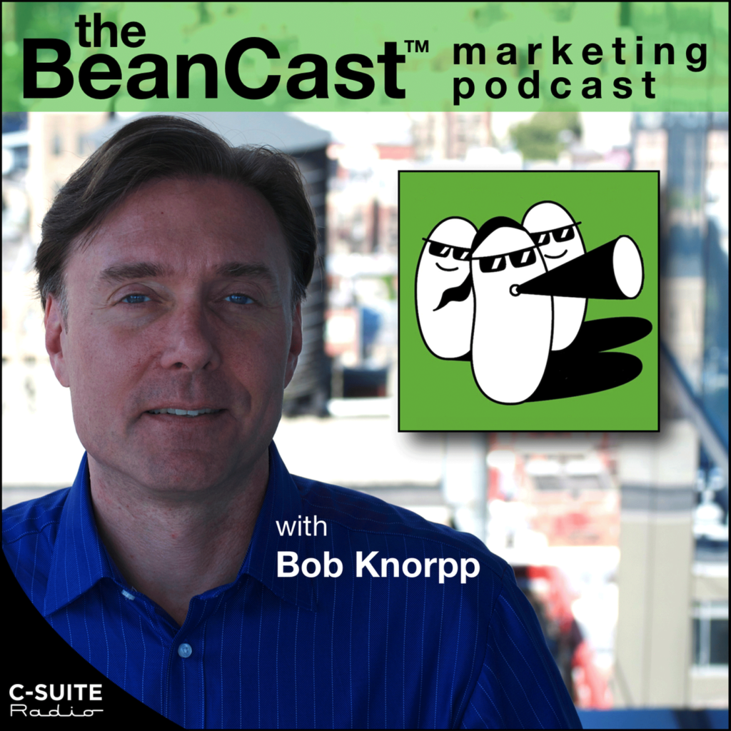 Beancast Marketing Podcast for Jennifer J Fondrevay