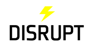 Jennifer J Fondrevay Disrupt Logo