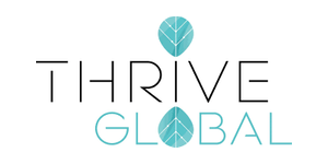Jennifer J Fondrevay Thrive Global Logo