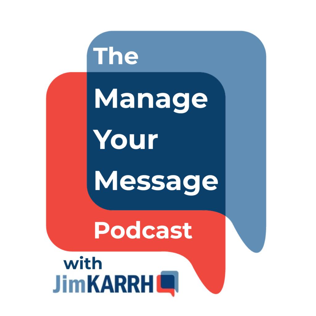 Manage Your Message Cover Art for Jennifer J Fondrevay