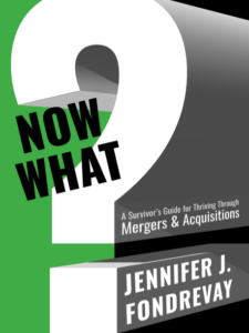 Now What By Jennifer J Fondrevay