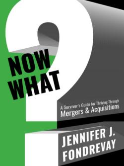 Now What By Jennifer J Fondrevay